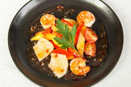 Салат Мамунг Sea food