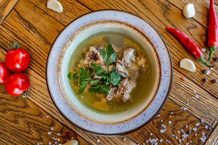 Суп Хашлома с говядиной