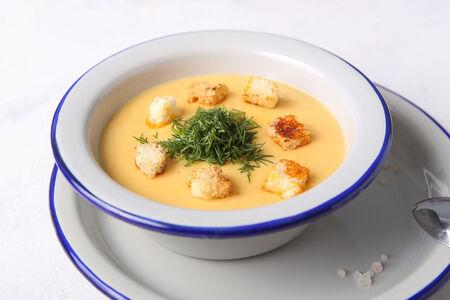 Крем-суп Чеддер