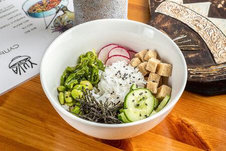 Салат Поке с тофу