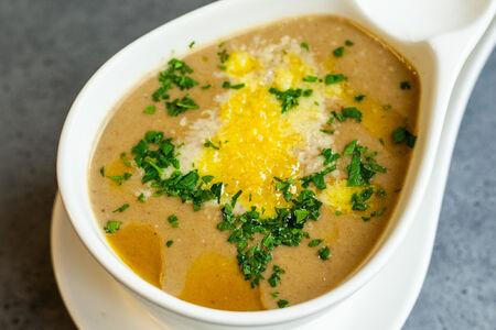 Суп-крем Порчини