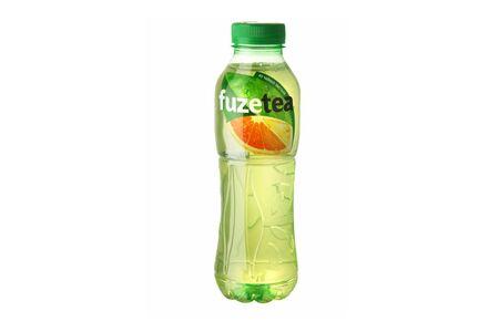 Чай хол Fuzetea зеленый чай цитрус