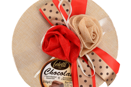 Набор шоколадных конфет Feletti 1882, Elodie Holding Dolciaria Italiana S.p.a