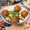 Фото к позиции меню Израильский овощной салат