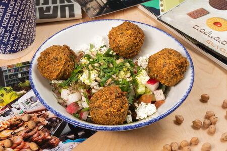 Салат Израильский овощной