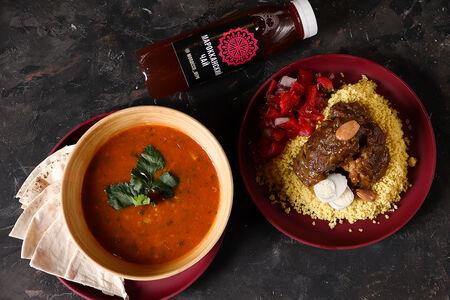 Марокканский обед №2