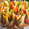 Фото к позиции меню Овощи крудите