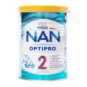 NAN 2 Optipro с 6 месяцев
