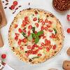 Фото к позиции меню Пицца Маргарита Бьянка