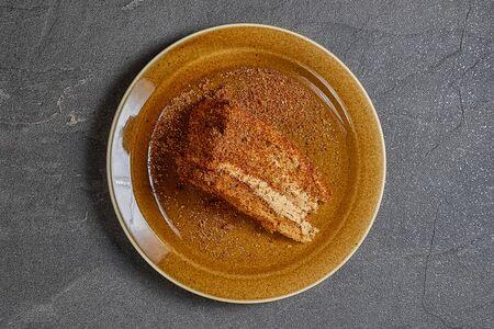 Торт Фирменный медовик