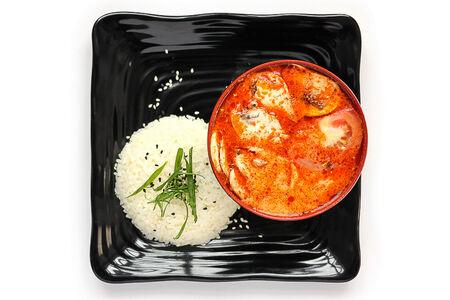 Суп Том Ям Кай