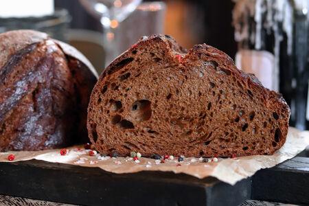 Хлеб ржаной Сикалеос