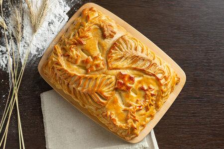 Русский пирог Сладкий Лимон
