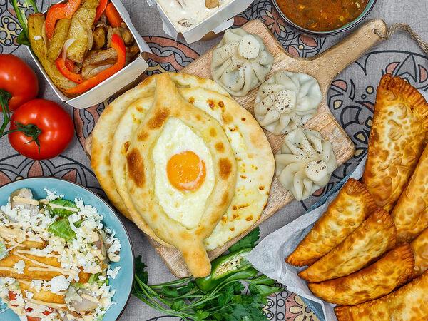 Eat Georgian
