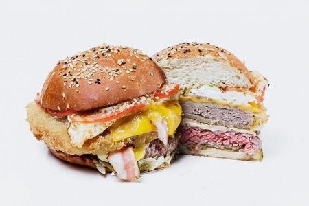 Лайт бургер Шеф