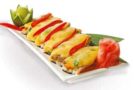 Японская пицца Тэкка