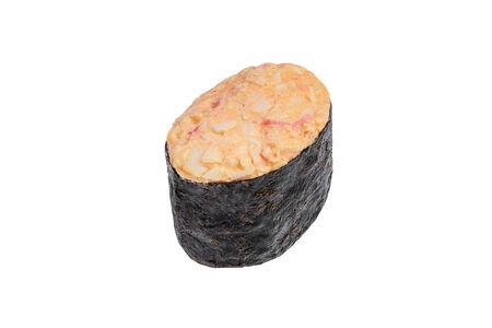 Спайси суши со снежным крабом