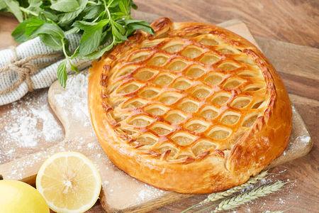 Пирог Сладкий лимон