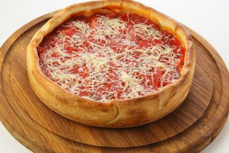 Чикагская пицца Супер Гурме