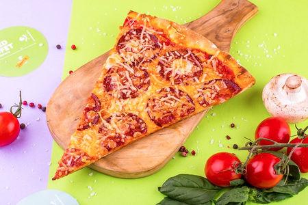 Пицца Пепперони слайс