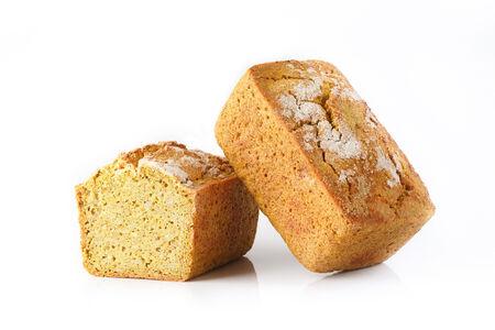 Бездрожжевой хлеб с куркумой
