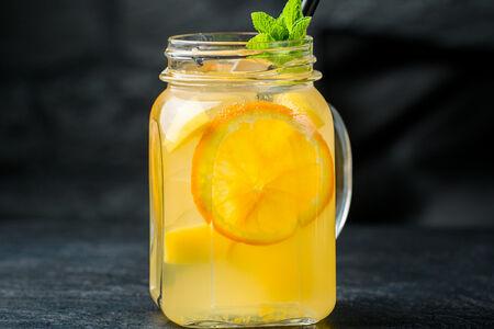 Лимонад Манго-маракуйя