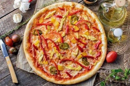 Пицца Деликатесная