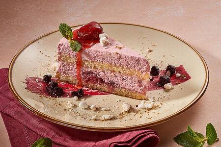 Торт Клубника-базилик