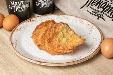 Французское миндальное печенье Туиль