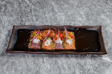 Севиче-сашими