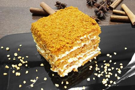 Торт Медовое манго