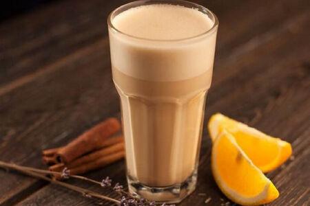 Кофе Цитрусовый раф