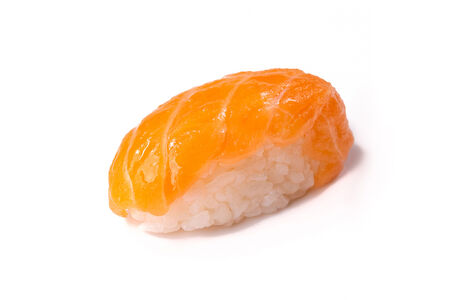 Суши c лососем