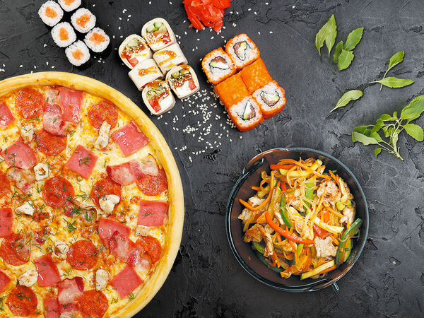PizzaSushiWok