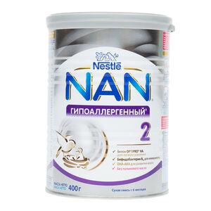 NAN Optipro 2 с 6 месяцев