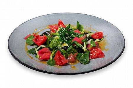 Тайский салат Свит чили с тунцом