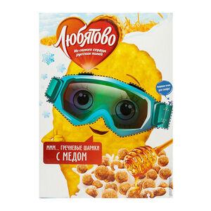 Шарики «Любятово» гречка-мёд