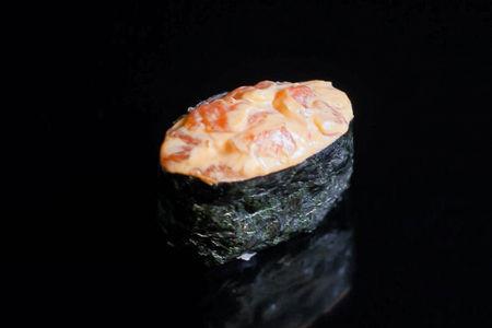 Яки суши осьминог