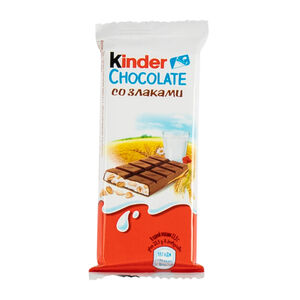 Kinder Chocolate Country злаки