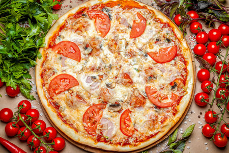 Пицца Санремо