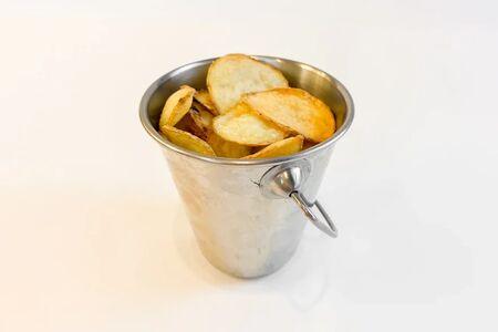 Картофельные натуральные чипсы