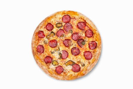 Пицца Деявола острая