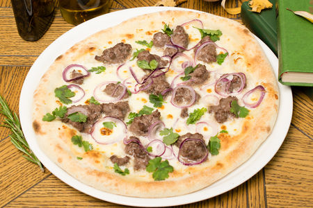 Пицца По-татарски