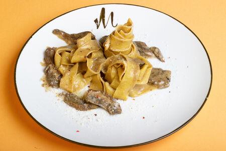Паста Белые грибы с трюфелем