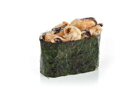 Суши Мидии масаго