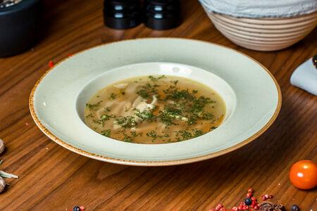 Суп Домашняя лапша с курицей