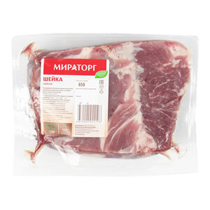 Шейка «Мираторг» свинина