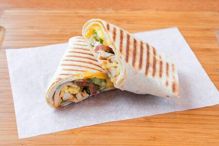 Ролл-сэндвич Цезарь