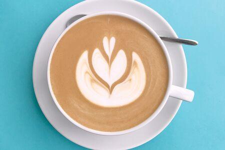 Кофе Большой капучино