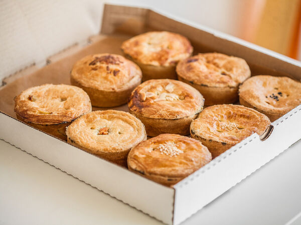 Новозеландские пироги